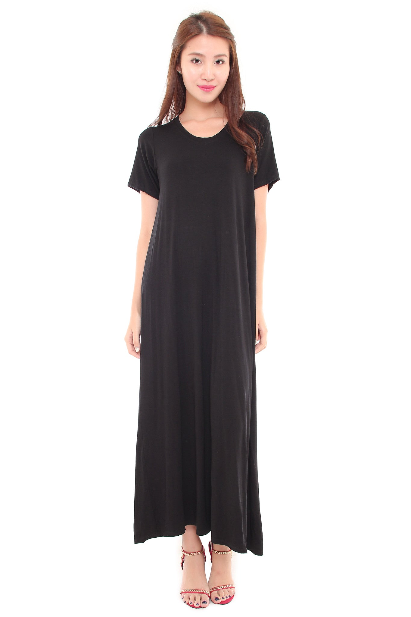 Everyday Maxi in Black