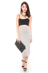 BASIC MIDI IN GREY
