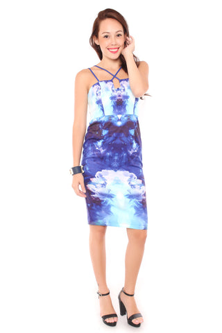 Style Stalker Dress in Blue