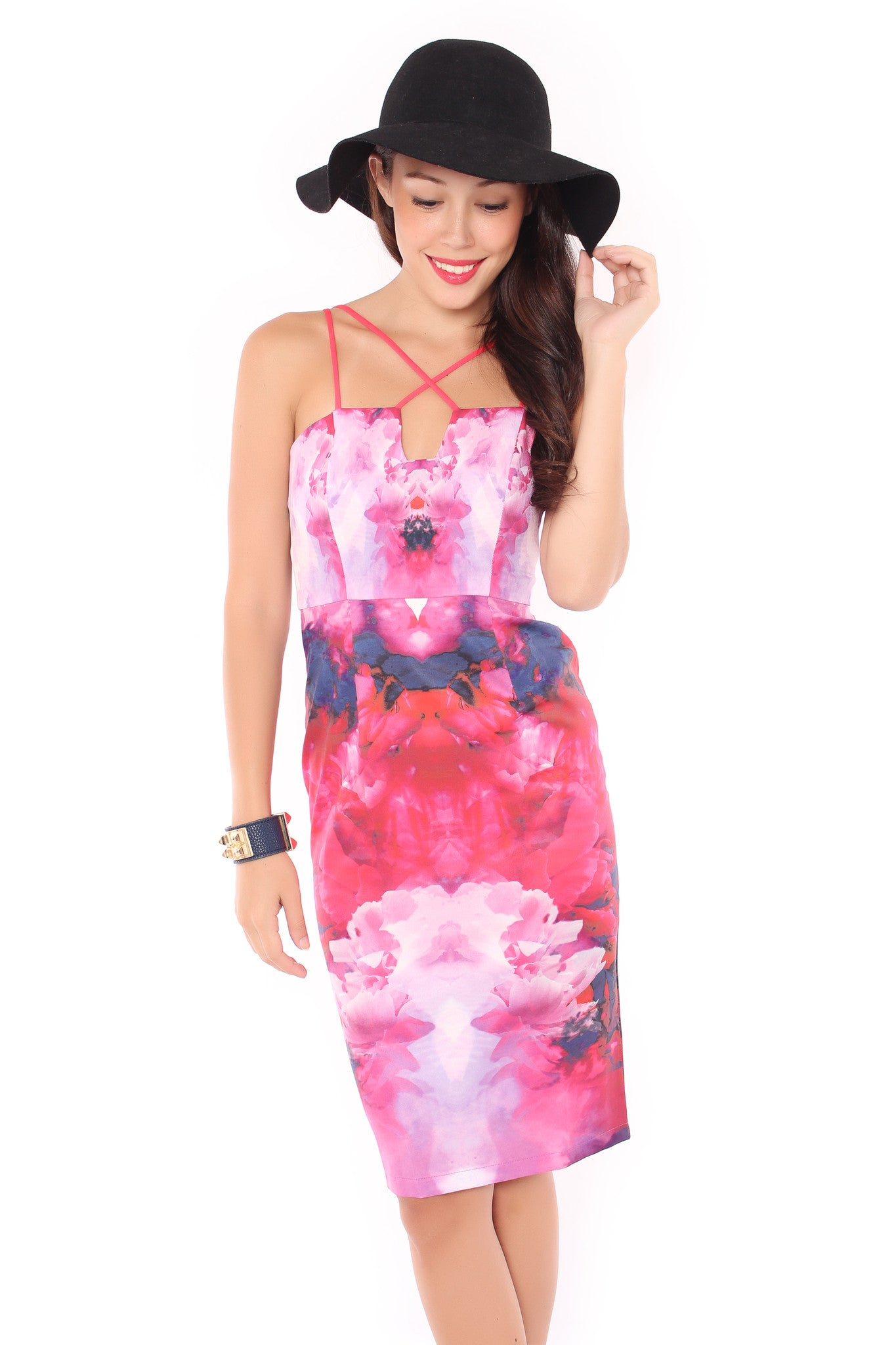 Style Stalker Dress in Pink