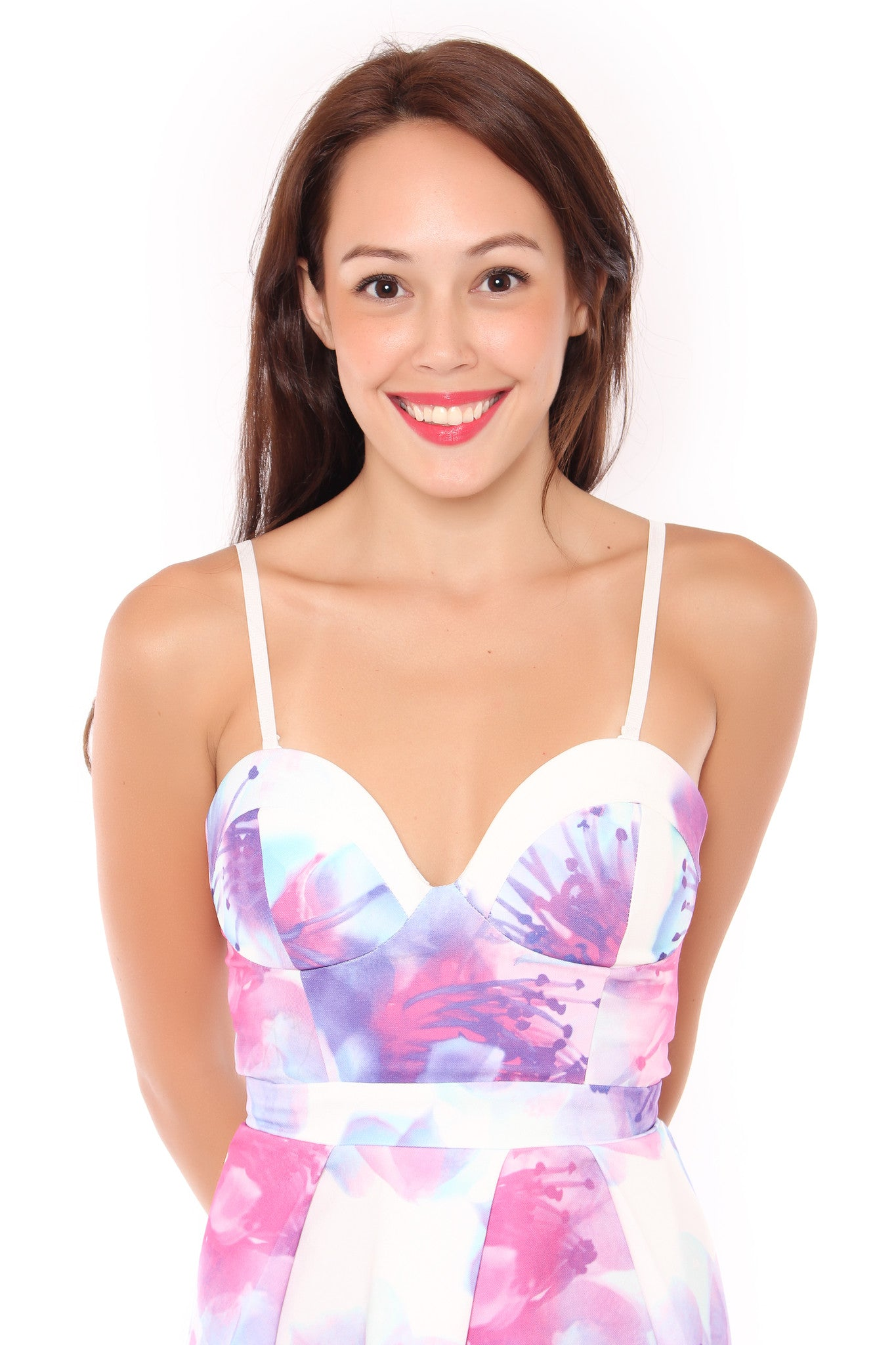 MERMAID BANDEAU (WHITE)