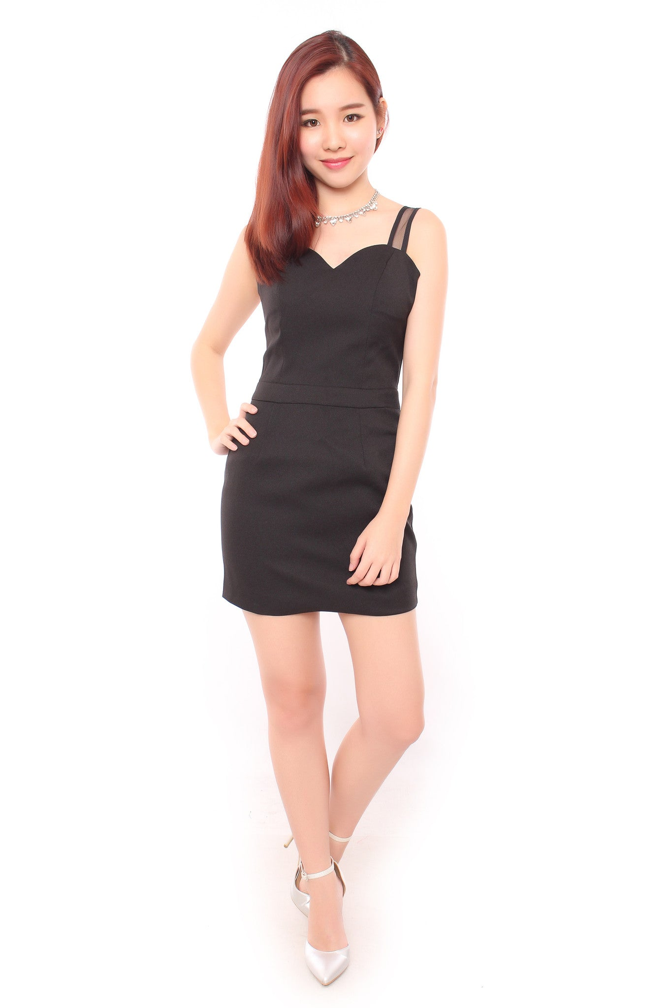 ANTOINETTE dress in Black