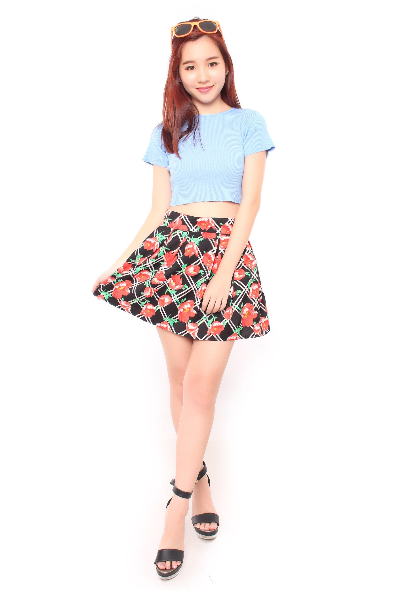 Keepsake Skirt in Acel