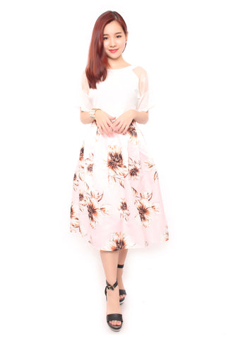 CHRISTABEL MIDI IN GIRLY