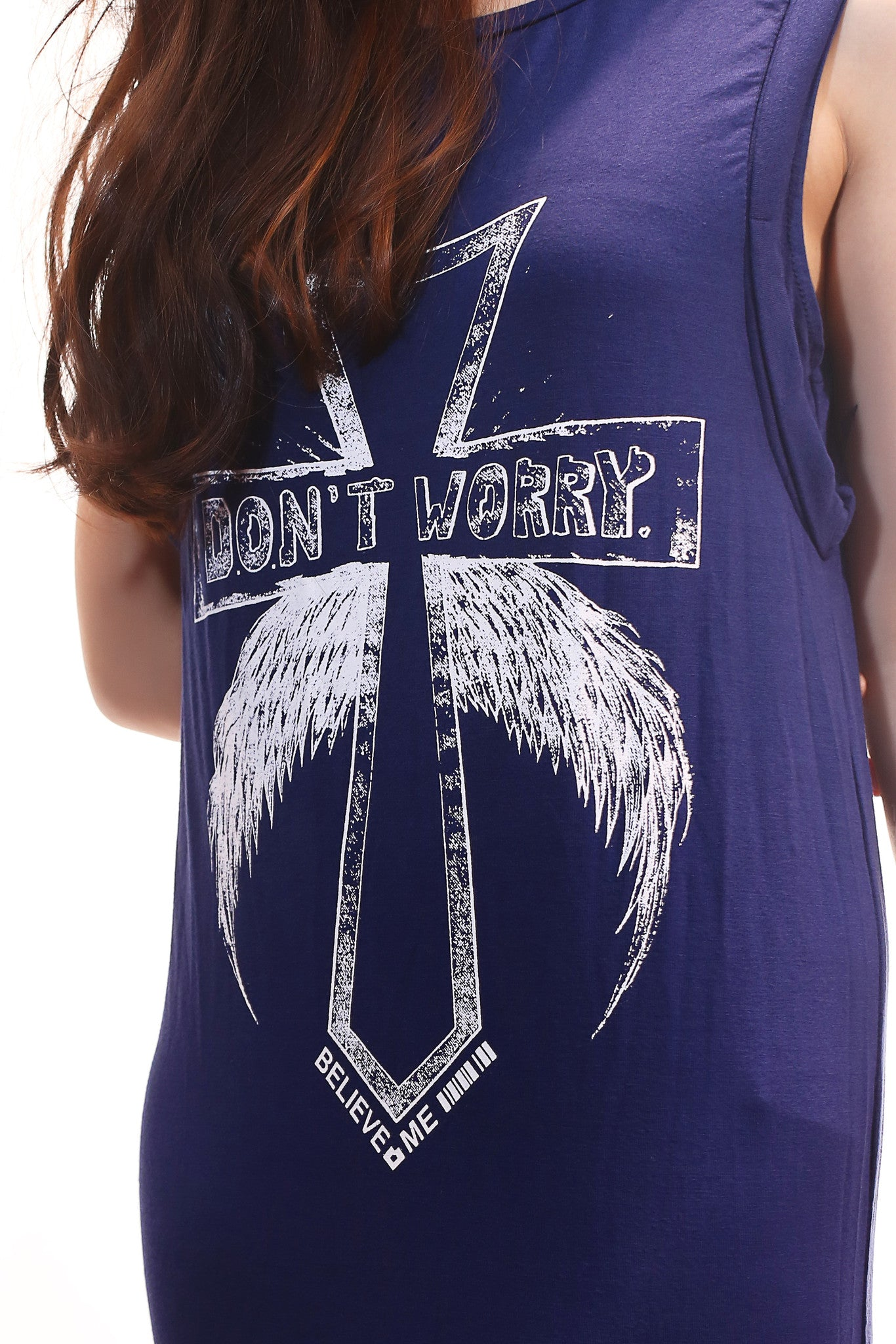 DON'T WORRY BE HAPPY IN NAVY