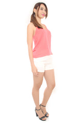 Caelynn Cami in Salmon
