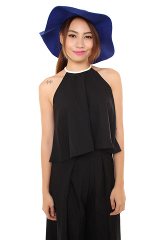 Alba Top - Black