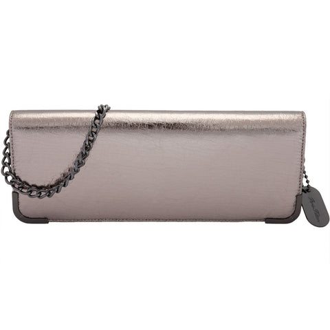 Babe Gun Silver Small Shoulder Bag
