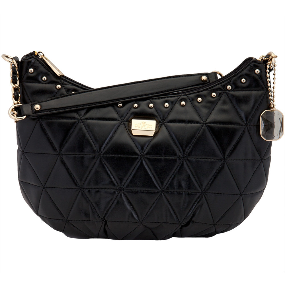Mannequin Black Large Handbag