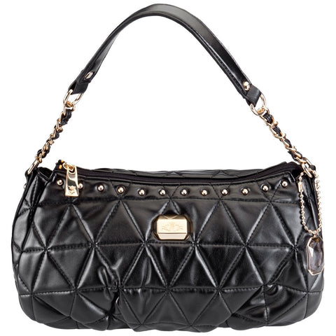 Mannequin Black Medium Handbag