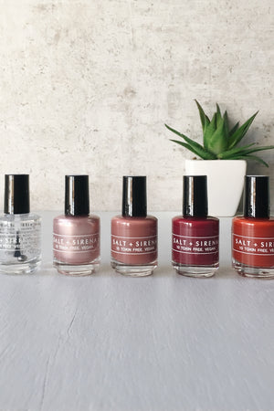 Ten Toxin-Free Nail Polish - Old Mission