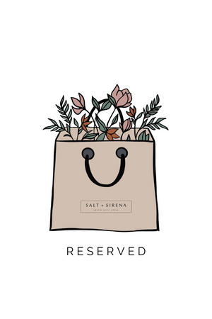 Reserved - Erica