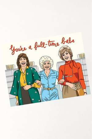 9 to 5 Birthday Card