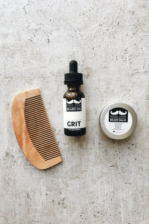 Beard Care Kit - Grit