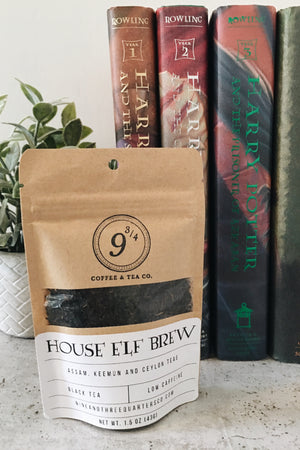 HP House Elf Brew Loose Leaf Tea