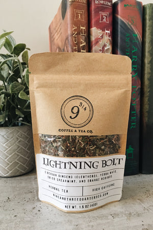 HP Lightning Bolt Loose Leaf Tea