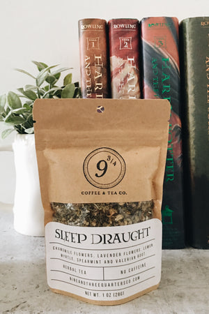 HP Sleep Draught Loose Leaf Tea