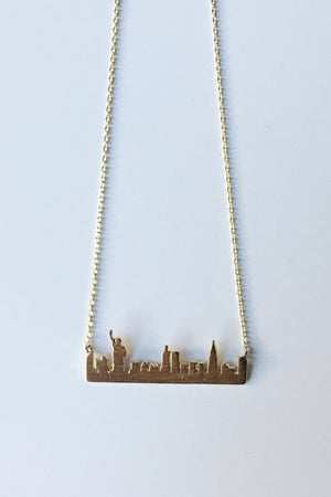 I love NY Necklace