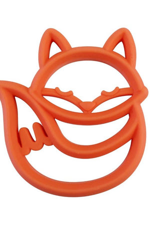 Non-Toxic Silicone Baby Teether - Fox