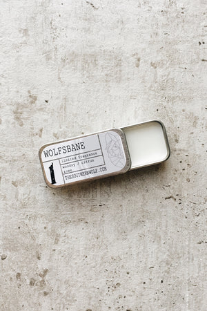 Solid Cologne: Wolfsbane