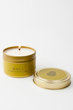 Flight to Bali Candle