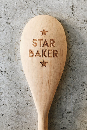 Wooden Spoon - Star Baker