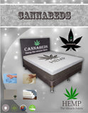 "CannaBeds 10"" Lounge Latex plush from only:"