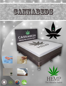 "CannaBeds 10"" Montego plush edition from only:"