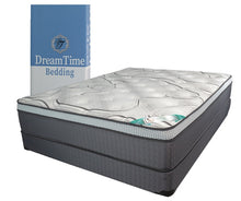 "Load image into Gallery viewer, 12"" Breeze foam encased pocket coil plush Eurotop mattress from:"