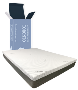"Olivia 10"" Soft gel Rolled mattress from only:"