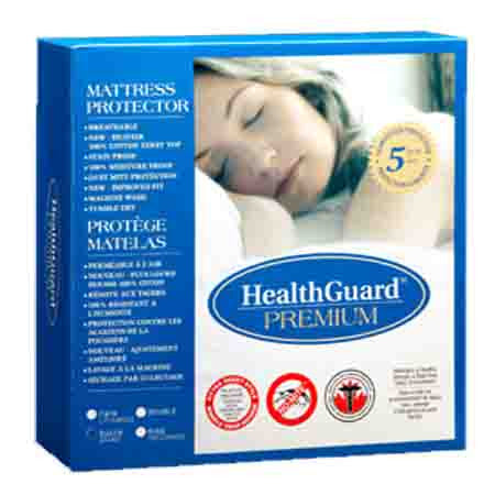 HealthGuard Mattress Protectors, From Only:
