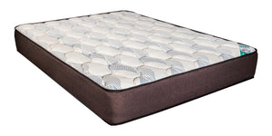 "10"" Brisk pocket coil firm Rolled mattress from only:"