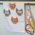 Flock of Owls Towel - Aspireimaginary