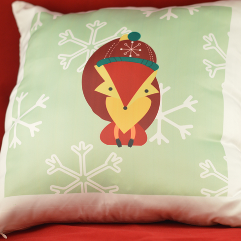 Winter Fox - Pillowcase