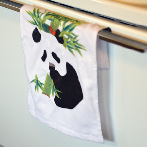 Adorable Panda - Towel - Aspireimaginary