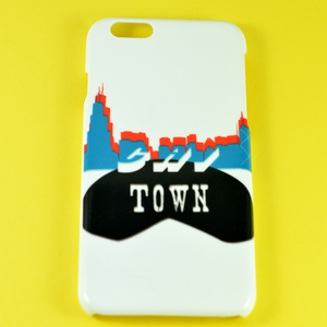 Chi-town Bean Phone Case - Aspireimaginary