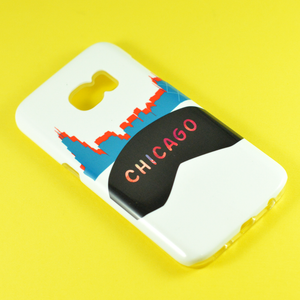 Chicago Bean Phone Case - Aspireimaginary