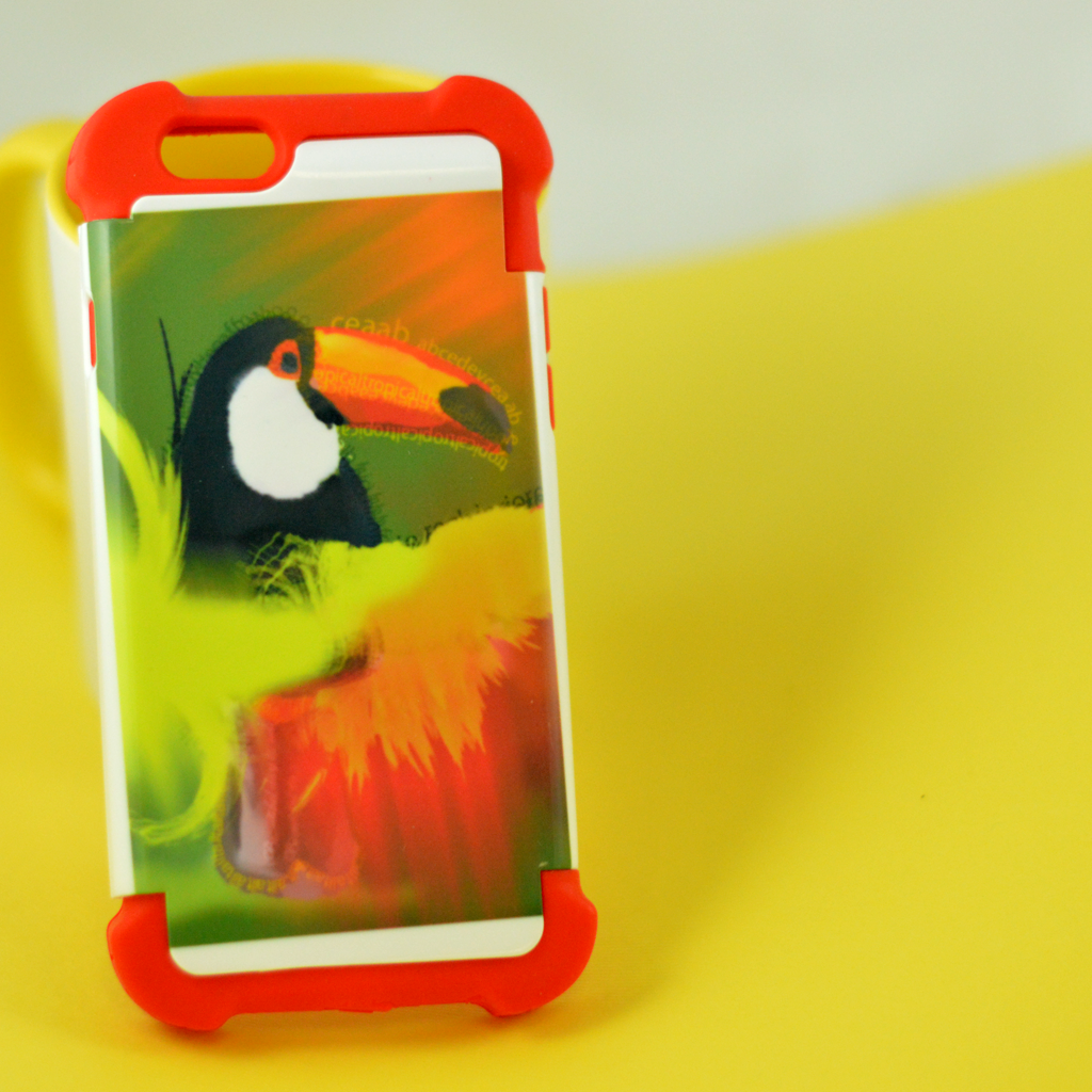Toucan - Phone Case - Aspireimaginary