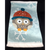 Winter Owl - Towel - Aspireimaginary
