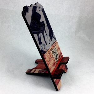 Vintage Piano - Phone Stand - Aspireimaginary