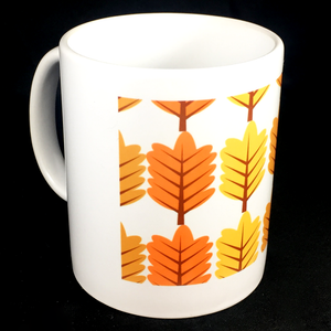 Fall Colors Mug - Aspireimaginary
