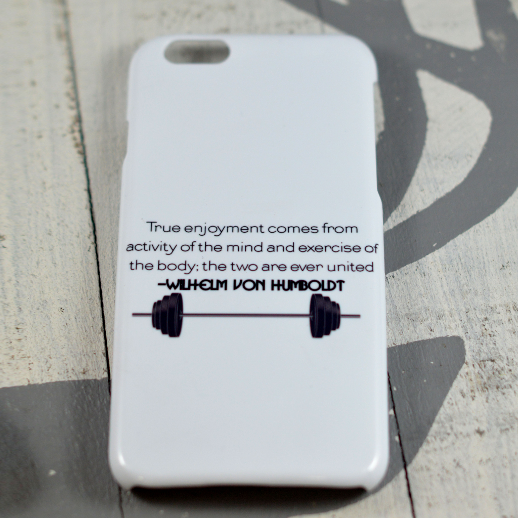 Activity Quote - Phone Case - Aspireimaginary