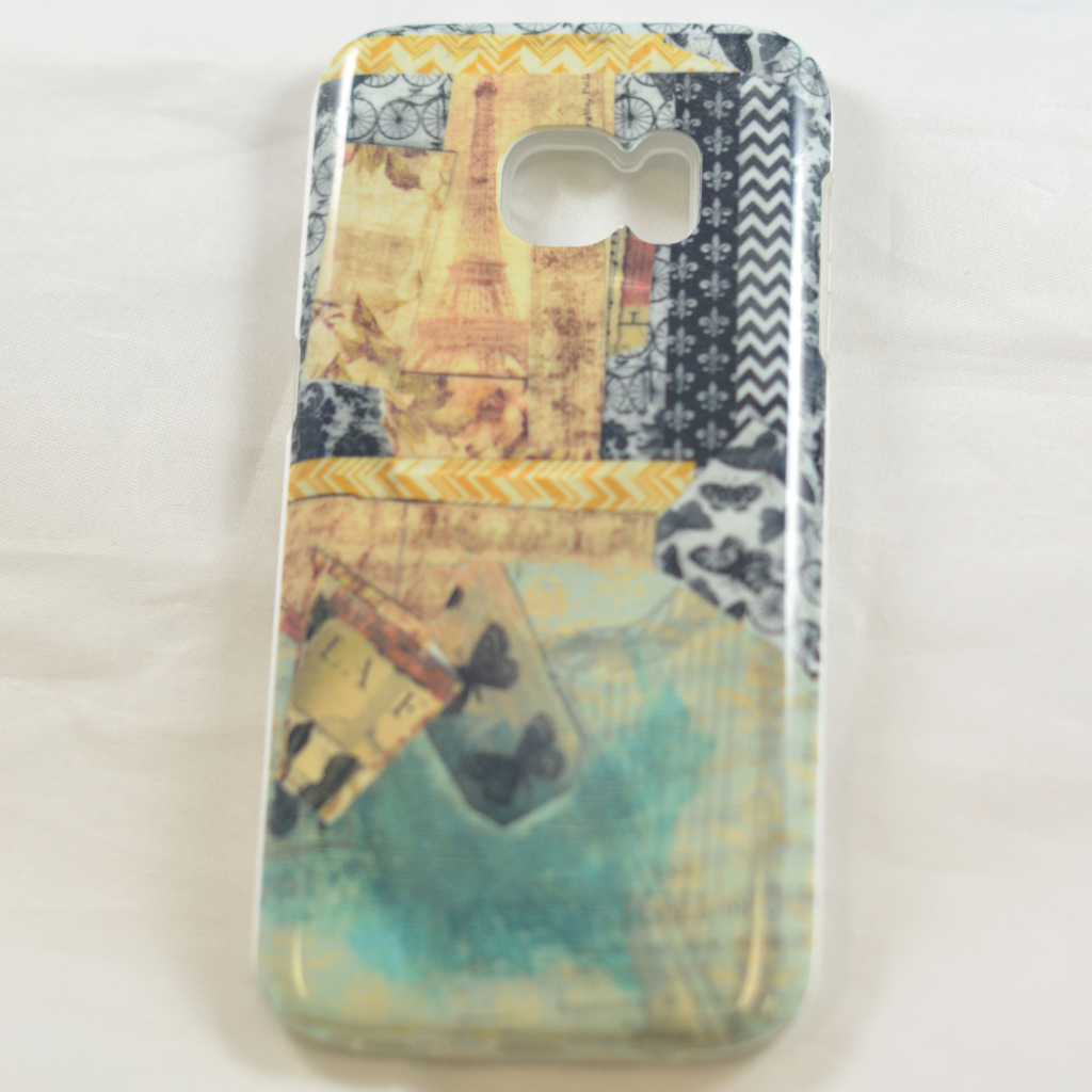 Blue Vintage - Phone Case - Aspireimaginary