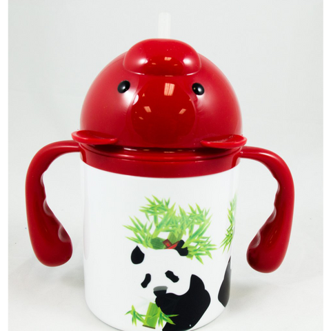 Panda - Children's Water Bottle