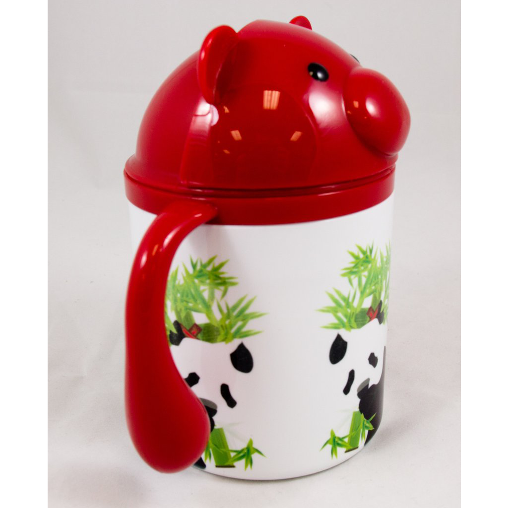 Panda - Children's Water Bottle - Aspireimaginary