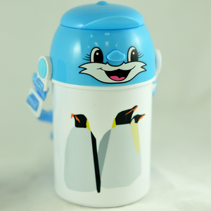 Penguins - Children's Water Bottle