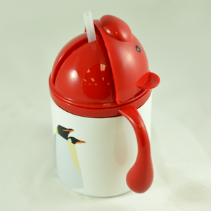 Penguins - Children's Water Bottle - Aspireimaginary