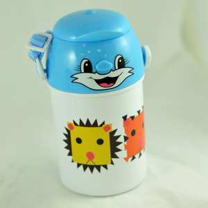 Wild Cats - Children's Water Bottle - Aspireimaginary