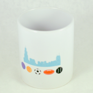 Chicago Sports Mug - Aspireimaginary