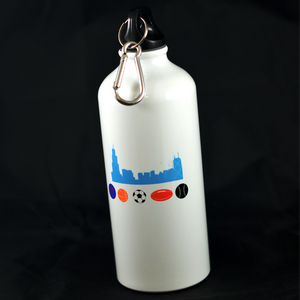 Chicago Sports Water Bottle - Aspireimaginary